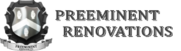 Preeminent Renovations Logo