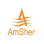 AmSher Collection Services Logo