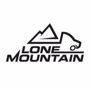 Lone Mountain Truck Leasing Logo