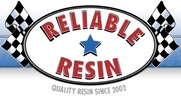 Reliable Resin Logo