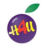 Healthier 4U Vending Logo
