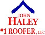 John Haley №1 Roofer Logo