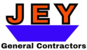 JEY General Contractors Logo