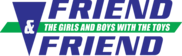 Friend & Friend Logo