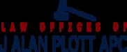 Law Offices Of J Alan Plott Logo