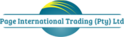 Page International Trading Logo