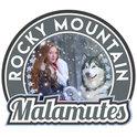 Rocky Mountain Malamutes Logo