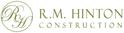 R.M. Hinton Construction Logo