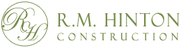 R.M. Hinton Construction Logo