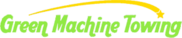 Green Machine Towing Logo