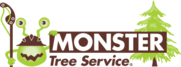 Monster Tree Service / WhyMonster.com Logo