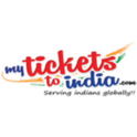 My Tickets to India Logo