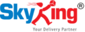 Skyking Courier Logo