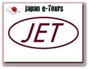 Japan e-Tours Co. Logo