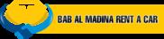Bab Al Madeena Rent A Car Logo