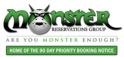 Monster Reservations Group Logo