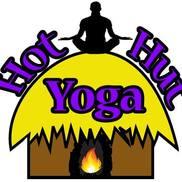 Hot Yoga Hut Logo