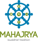 Mahajrya Buddhist Tradition Logo