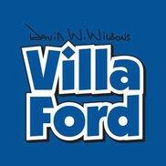 David Wilson's Villa Ford Logo