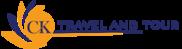CK Travel & Tour Logo