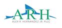 Alex R. Hernandez Jr. Logo
