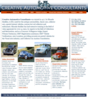 Creative Automotive Consultants Logo