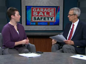 Consumer Protection Official Offers Garage Sale Safety Tips