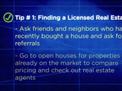 5 Tips on Finding a Real Estate Agent
