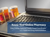 Know Your Online Pharmacy