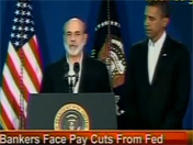 Bankers Face Pay Cuts From Fed