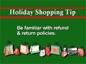 Smart Holiday Shopping Tips