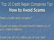10 Tips To Avoid Being Scammed by Credit Companies
