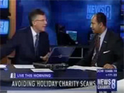 Avoid Holiday Charity Scams